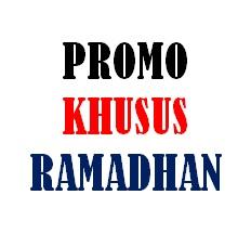 PROMO KHUSUS RAMADHAN