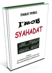I'ROB SYAHADAT GOOD