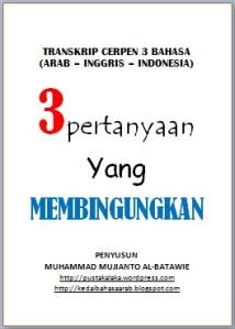 3 PERTANYAAN