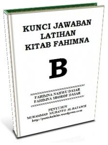 KUNCI FAHIMNA B GOOD