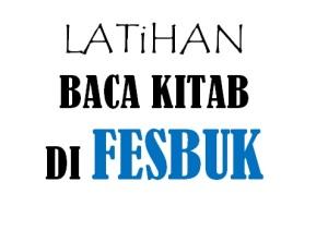 LATIHAN BACA KITAB