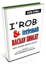 I'ROB BACAAN SHALAT GOOD
