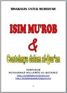 ISIM MU'ROB