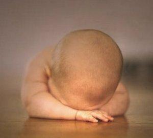 Sedih bayi