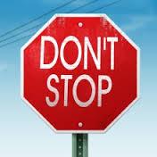 jangan berhenti