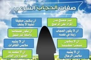 sifat hijab syar'i